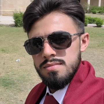 RaOof, 25, Baghdad, Iraq