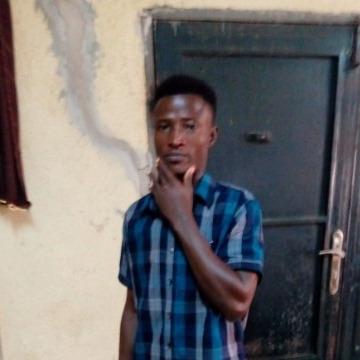 Stephen Olalere, 31, Lagos, Nigeria