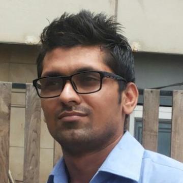 D Pahuja, 31, New Delhi, India