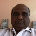 B.Mahantaiah, 61, New Delhi, India