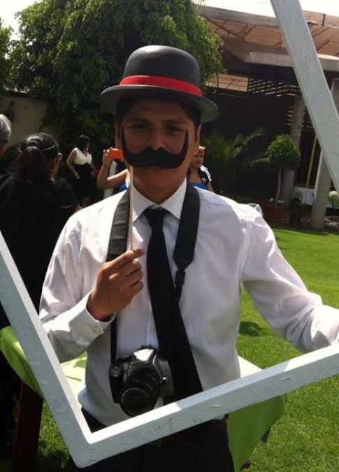 Miguel Garcia Delong, 31, Mexico, Mexico