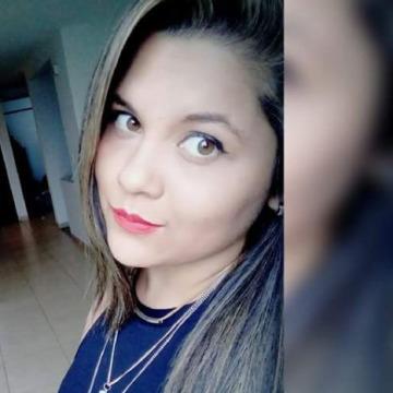 Lina Goyeneche, 24, Ibague, Colombia