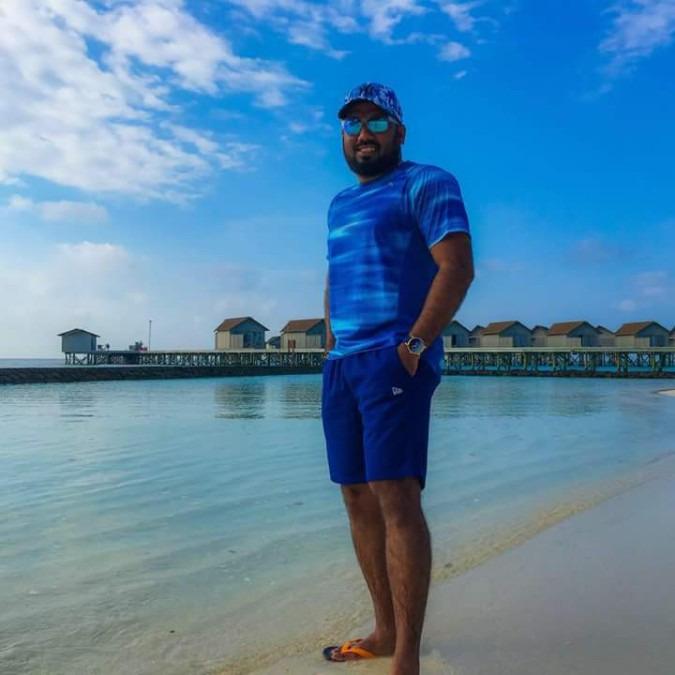 Loshan, 37, Dubai, United Arab Emirates