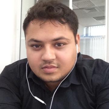 Abbas, 31, Dubai, United Arab Emirates