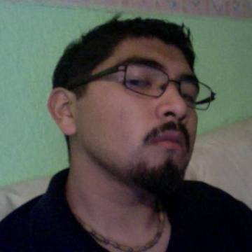 Iván Morán, 34, Mexico City, Mexico