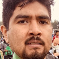Iván Morán, 32, Mexico City, Mexico