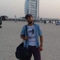 Amin Omari Mouh, 31, Abu Dhabi, United Arab Emirates