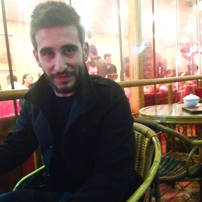 Cihat Türk, 27, Istanbul, Turkey