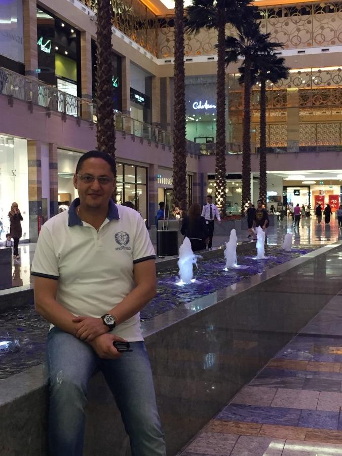 Hassan Anwar, 44, Dubai, United Arab Emirates