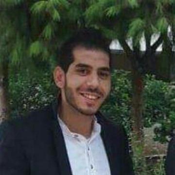 Bilal Manasfi, 29, Khobar, Saudi Arabia