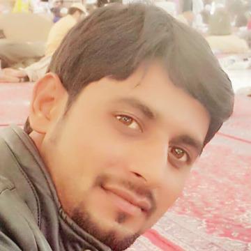 Ali Warraich, 24, Lahore, Pakistan