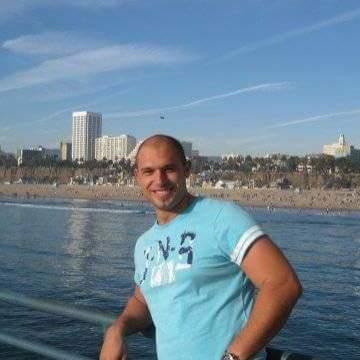 Louis Nas, 42, Erbil, Iraq