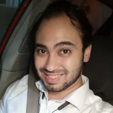 Ahmed Mohmmed, 26, Ad Dammam, Saudi Arabia