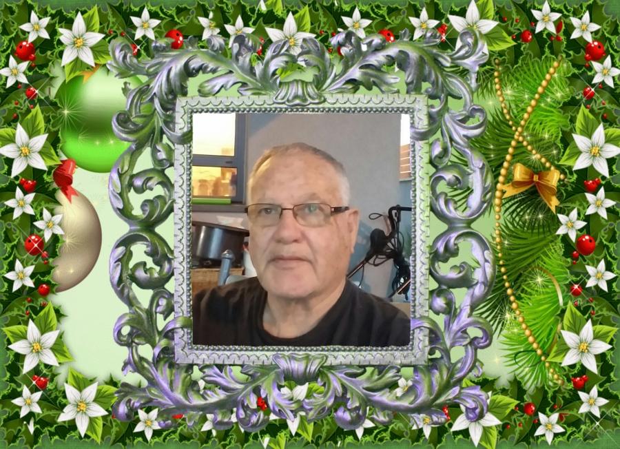 Yosi Margalit, 64, Toronto, Canada