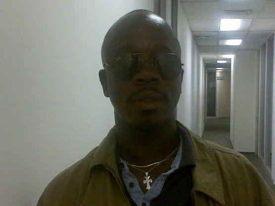 AJ Godson, 50, Johannesburg, South Africa