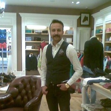 Alimert Güçlü, 38, Antalya, Turkey
