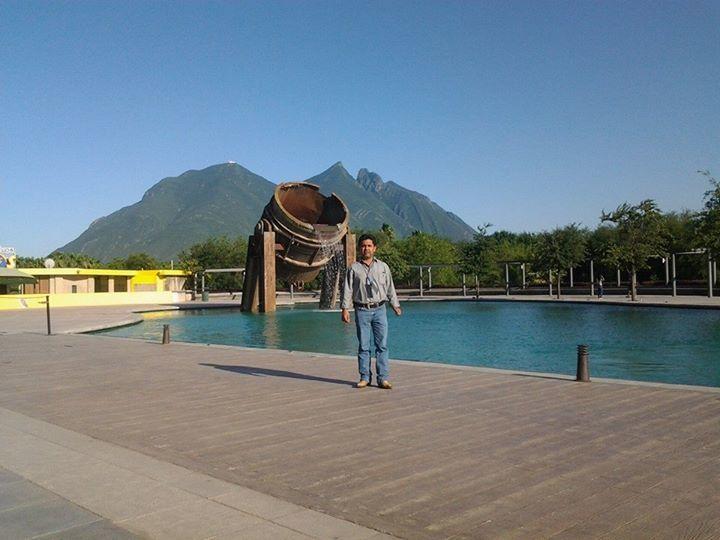 Francisco Daniel, 37, Monterrey, Mexico