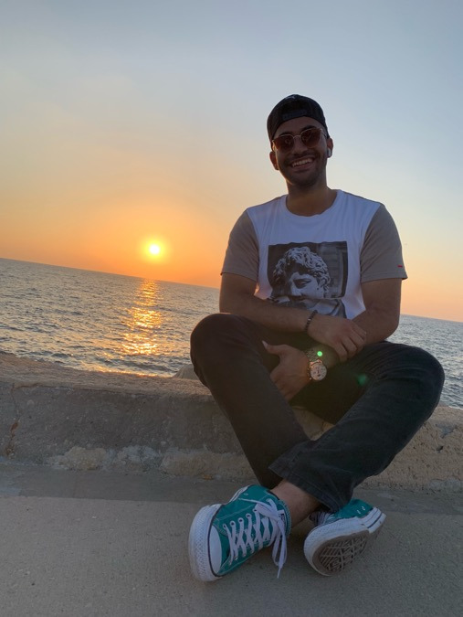 Omar, 21, Jerusalem, Israel