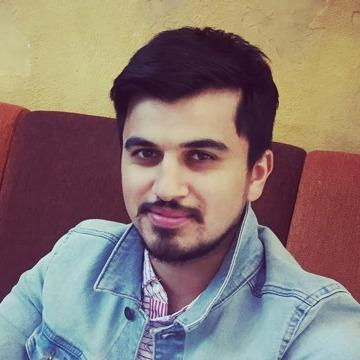 Famil Agamusa, 24, Baku, Azerbaijan
