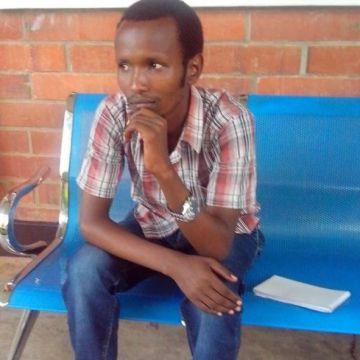 Mpirwa Javan, 28, Kigali, Rwanda