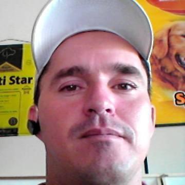 Marcio Souza, 39, Campinas, Brazil