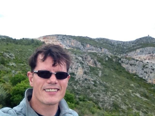 Pieter Van Zyl, 49, Johannesburg, South Africa