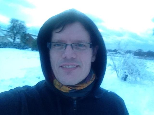Pieter Van Zyl, 50, Johannesburg, South Africa