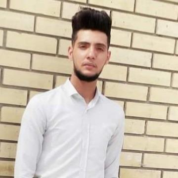 Saif ali, 21, Baqubah, Iraq