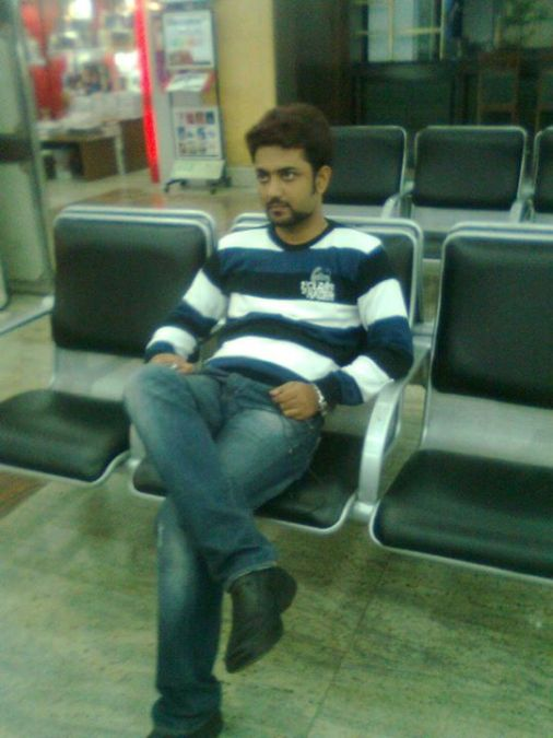 Mithun Chakraborty, 33, Calcutta, India