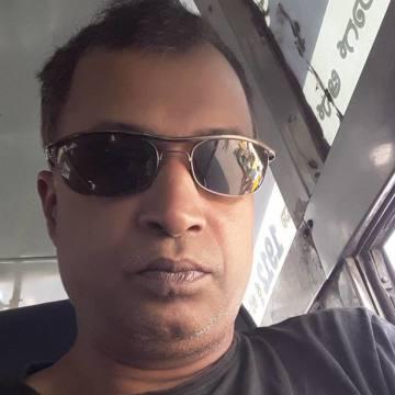 Sreekumaran, 53, Bangalore, India