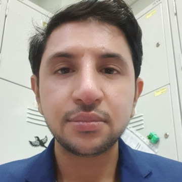Ahmed, 39, Al Qatif, Saudi Arabia