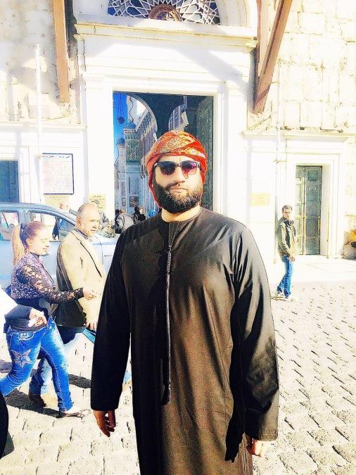 Khaled, 41, Baghdad, Iraq