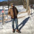Taj Trovich, 34, Montreal, Canada