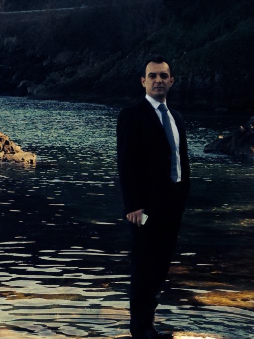 Okan Kaan, 37, Istanbul, Turkey