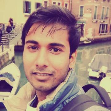 Ron, 32, New Delhi, India
