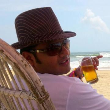 Tanim, 34, Dhaka, Bangladesh