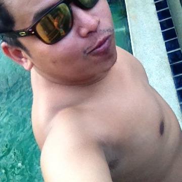Thomas Daviva, 35, Don Mueang, Thailand