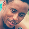 Edem Komla, 28, Tarkwa, Ghana