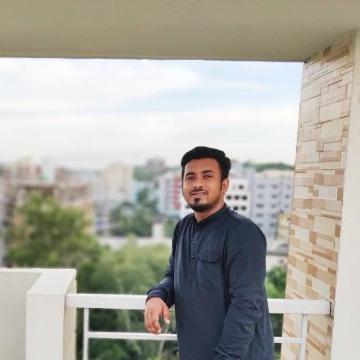 Muhibur Rahman Rafi, 26, Dhaka, Bangladesh