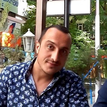 Kaan_Mirza_, 30, Ankara, Turkey