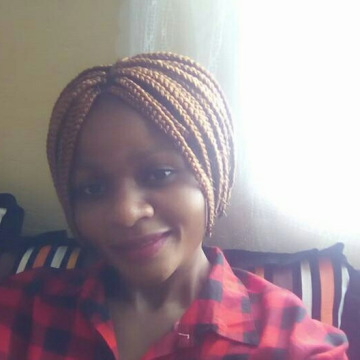 Lilian Angose, 21, Nairobi, Kenya