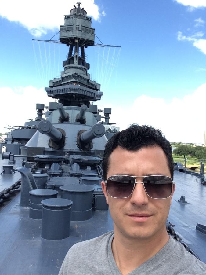 Alejandro Dueñas, 43, Zapopan, Mexico