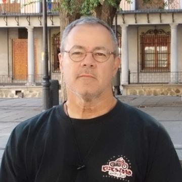 G Boffney, 61, Austin, United States