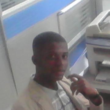 yannick, 30, Abidjan, Cote D'Ivoire