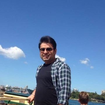 Sharad Chopra, 31, Gurgaon, India