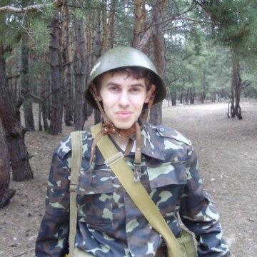 Roma Grishin, 26, Chuhuiv, Ukraine