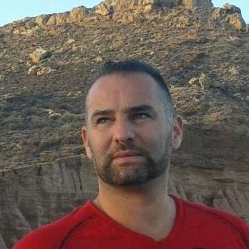 George Goun, 35, Chania, Greece
