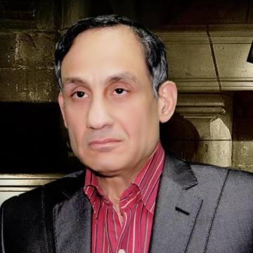 Magdy Hamdy, 63, Cairo, Egypt