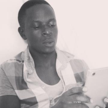 Frank, 29, Kampala, Uganda
