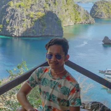 Ayco Jan Elvis Anthony, 21, Davao City, Philippines